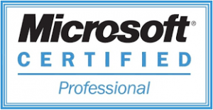 Microsoft Certified Professional – contact us at talkit
